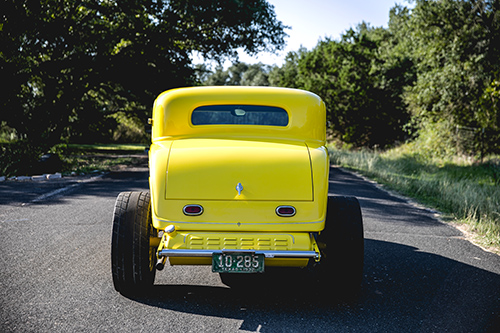 1932 3-Window Ford Coupe